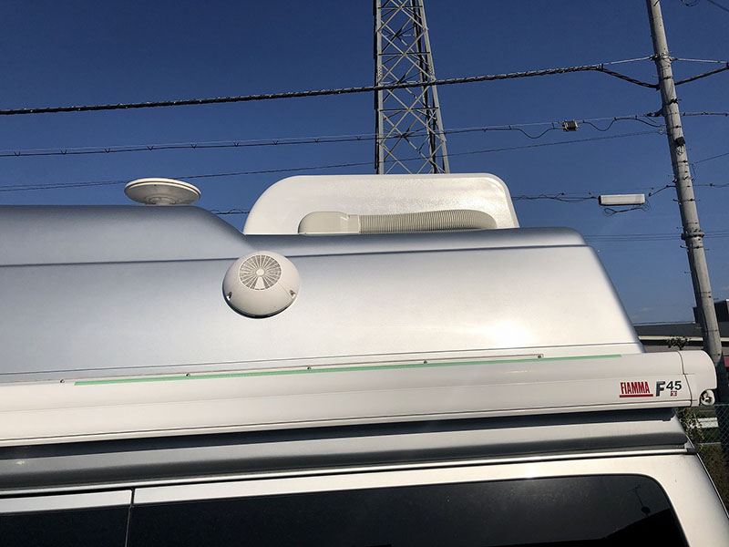 トヨタハイエース キャンピングカー E-SPIRIT 中古車